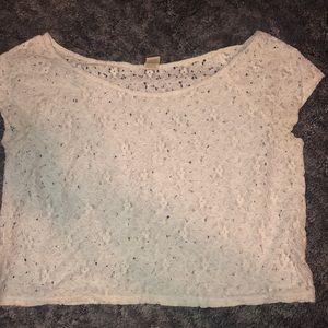Hollister shirt, size M